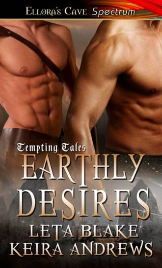 Earthly Desires Cover