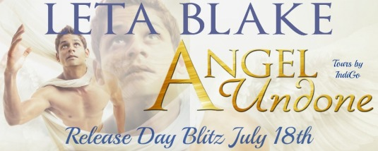 Angel Undone Banner